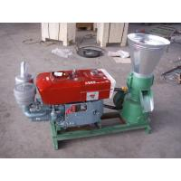 Large load capacity and CE approved automatic wood flat die pellet machine Manufactures