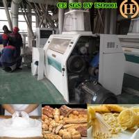 Wheat Flour Milling Machine 50 ton per day for good meal and suitable price Manufactures