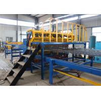 Low Carbon Steel Wire Wire Spot Welding Machine , Round Steel Bar Mesh Welding Machine Manufactures