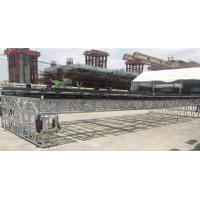 6082-T6 16 Degree Aluminum Large Rotating Stage Platform For Show / Concert Manufactures