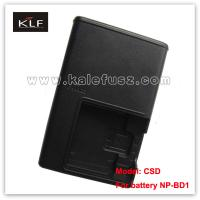 China Digital camera charger CSD for Sony battery NP-BD1 on sale