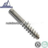 China High Strength Steel Hanger Bolts Corrosion Resistance ISO 9001 Certificate on sale