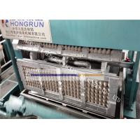 Eco Friendly Recycling Paper Egg Crate Making Machine Easy Operation 35m*15m*6m Manufactures