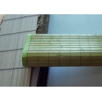 Professional Traditional Bamboo Roman Blinds 1.28kg/Sqm Compact Framework Manufactures