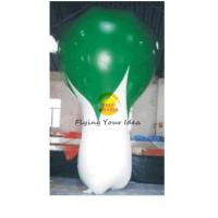 7m Inflatable Advertising Helium Balloons 0.4mm PVC Tarpaulin For Promotion Manufactures
