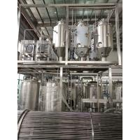 Industrial Mini Craft Beer Machine Energy saving With Stainless Steel Tanks Manufactures