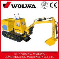worlds hot amusement machine safety coin controlled toy excavator with music moving Manufactures