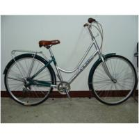 24/26 inch women's city bike with cst tire 7 speed Manufactures