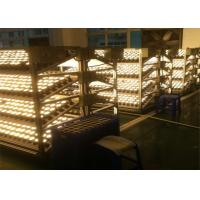 Automatic LED Aging Test Machine Stainless Steel Structure For E27 B22 Bulb Light Manufactures