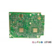 Solder Heavy Copper PCB , 4 Layers Copper Printed Circuit Board Green Solder Mask Manufactures