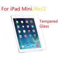 Tempered Glass Screen Protector Flim for iPad iPad mini iPad air air 2 Manufactures