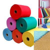 China 100% PET Needle Punched Polyester Felt / Non Woven Polyester Felt 1.5mm Thickness on sale