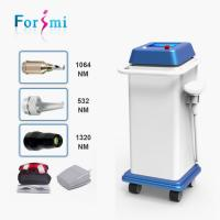 China CE FDA approved beauty super tattoo removal machine q-switch nd yag laser rod with cheap price on sale