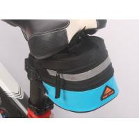 Bicycle Saddle Bags Waterproof For Wallets / Keys / Tools / Tire Levers / Patch Kits Manufactures