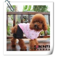 China Alma Dog Clothing to dress up dog from Bobe Pets' with 100% polyester and varied col. on sale