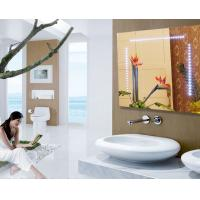 Big size customized lighted mirror Manufactures