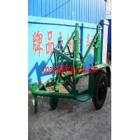 caster trailer-roller& Cable Reel Trailer Manufactures