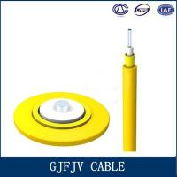 Buy cheap Simplex MM Fiber Optic Cable GJFJV Kevlar Reinforced Cable Telecom Part from wholesalers