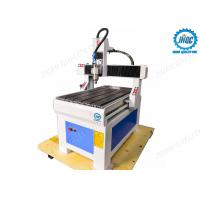 China Cnc Router 6090 Water Cooling Spindle CNC Engraving Cutting CNC Woodworking Carving on sale