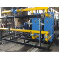 China Gasket Flat Plate Heat Exchanger For Hvac  Ship Food Chemical Power Plant on sale