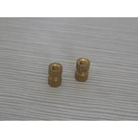 Plastic moulding brass insert Manufactures