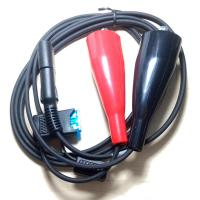 A01916 Leica Survey Accessories Gps Power Cable Sae 2 Pin To Alligator Clips Manufactures