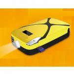 8,000mAh/10,000mAh Car Jump Starter, 5V/2/2.1A/1A Output Interface, LED Lighting Manufactures
