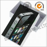 Cell Phone Electronic Product Packaging Boxes With Lids 3MM Thickness Art Paper Manufactures