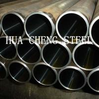 Quality ASTM Industrial Hydraulic Cylinder Pipe , E355 DIN2391 ST52 Precision Seamless Steel Tube for sale