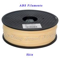 Buy cheap Biodegradable Material 3d printing pen filament , recycle abs filament 1.75mm from wholesalers