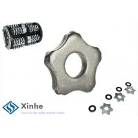 China Tungsten Carbide Cutters Scarifier Parts For Edco / Sase / Kutrite Concrete Scarifiers on sale
