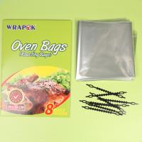 Microwvable Oven Baking Bags For Bread Roastting , Customized Size Manufactures