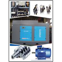 Double Screw 700 CFM Air Compressor , 132kw Stationary Rotary Screw Air Compressor Manufactures
