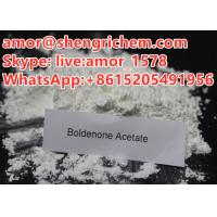 hot sale steroid white powder Boldenone Acetate online white color CAS 2363-59-9 Manufactures