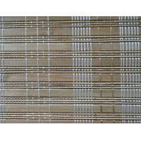 Printed Outdoor Bamboo Window Blinds Fumigation Certification For Stream Room Manufactures