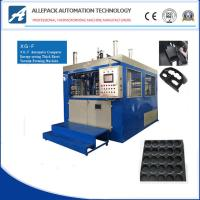 Thermal Vacuum Forming Machine ABS Sheet Thick 380V / 50Hz Power Supply Manufactures