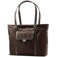 China Womens Laptop Tote Bag used for Business Briefcase Brown-computer bag-luggage on sale
