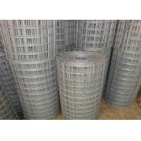 Quality Multifunctional Powder Coated Wire Mesh Fencing , 4x4 Welded Wire Fence For Garden for sale
