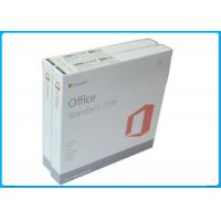 100% activation Genuine Microsoft Office 2016 standard License with DVD Media Manufactures