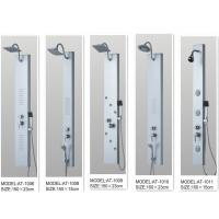 Rainfall shower screen Shower Columns Panels Rectangle type 150 X 23 / cm Manufactures