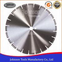 350mm Laser Welded Diamond Turbo Segmented Saw Blade for Cutting Reinforced Concrete Manufactures
