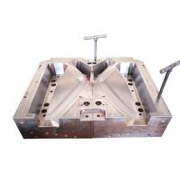Automotive Two Shot Injection Molding Molds For Car End Cap T1 Succeed 7 Year Manufactures