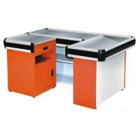 Supermarket Checkout Cash Counter Table Manufactures