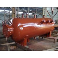 China Anti shock gas hot water boiler mud drum ASME for sale