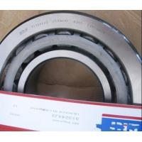 Bearing Steel Single Row Tapered Roller Bearings , Vibrating Screens Tapered Roller Bearings Manufactures