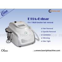 Hair Removal / Skin Care Multi Function Beauty Equipment With Cavitation Slimming Manufactures
