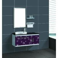 Buy cheap Stainless Steel Bathroom Cabinet / Furniture / Vanity (F-3060) from wholesalers