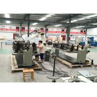 Fast Orbital Robotic Welding Workcell With High Equipment Utilization Manufactures