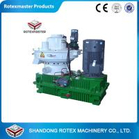 Durable Wood Pellet Manufacturing Equipment , Wood Pellet Extruder Big Capacity Manufactures