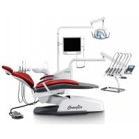 CX-8000 Foshan CHUANGXIN CE Approved Down-mounted Dental chair units price Manufactures